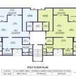 Stilt House Plans Modern Home Elevated Raised