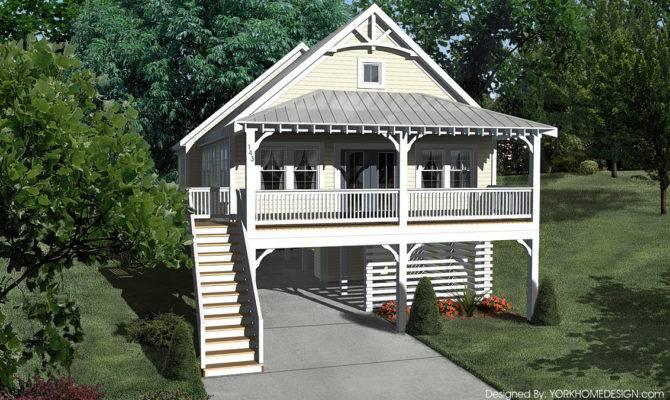 Stilt House Plans Smalltowndjs
