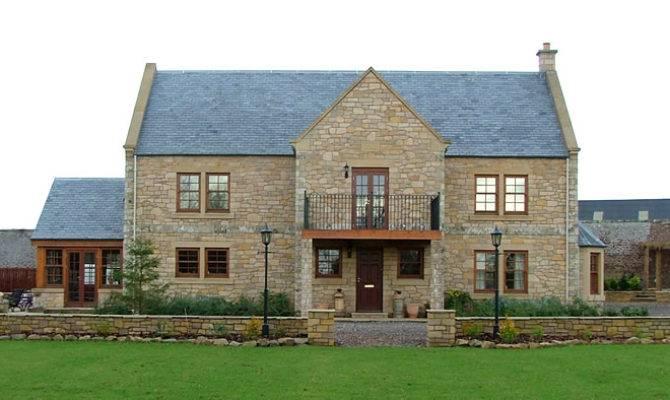 Stone Built Home Richard Amos Ltdrichard Ltd