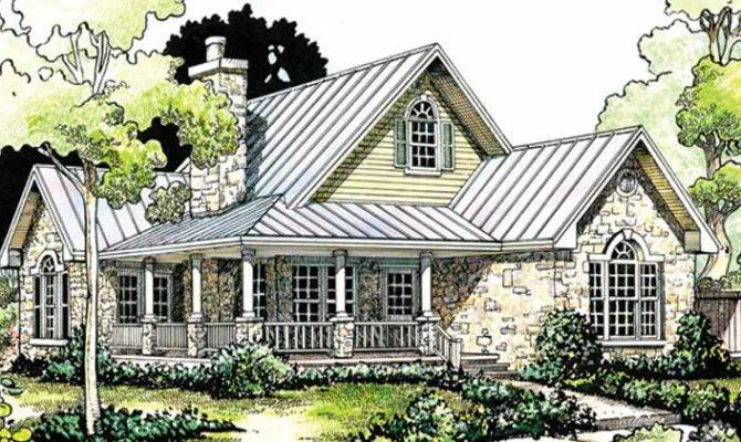 Stone Cottage House Plans Smalltowndjs