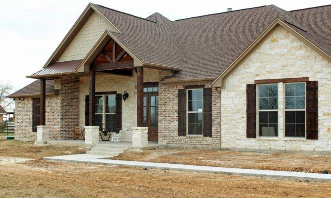 Stone Country Homes Home Texas
