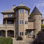 Stone Exterior French Country Home Pinterest