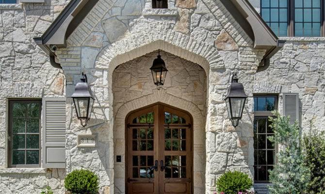Stone Exterior Home Design
