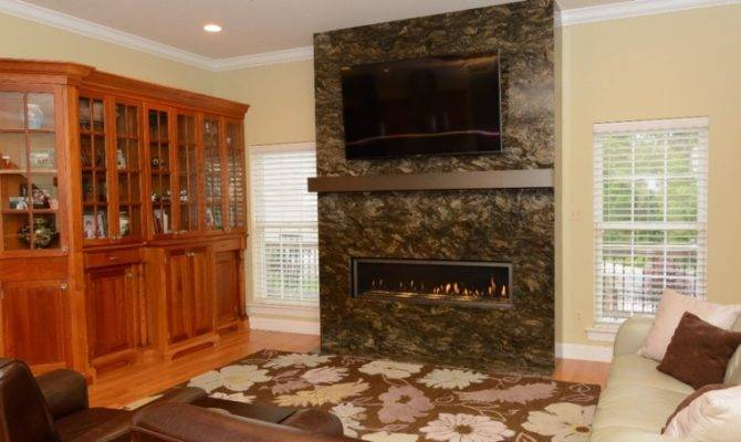 Stone Fireplace Surrounds Louis Arch City Granite