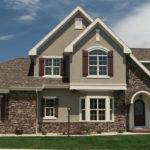 Stone Front Home