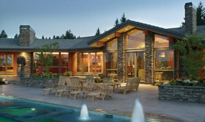 Stone Home Designs Stunning