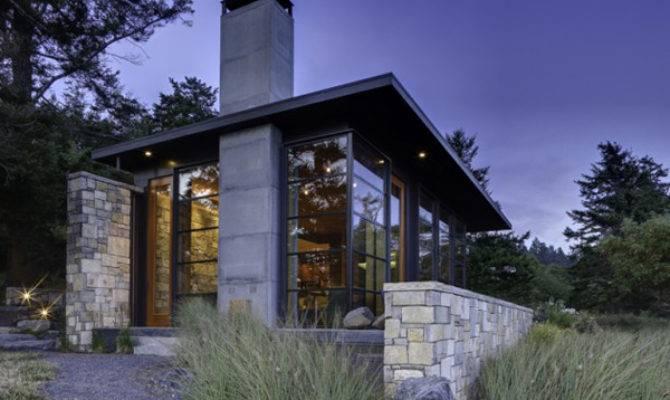 Stone Home Natural Design Prentiss Architects