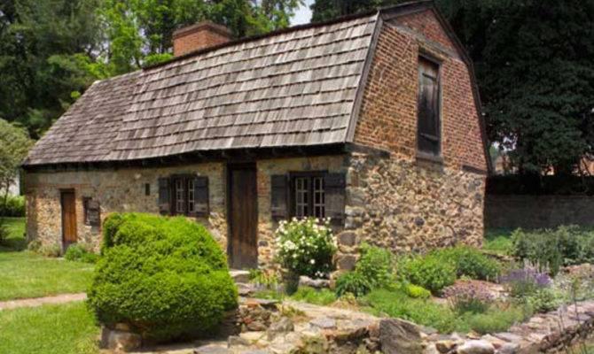 Stone Houses Eastern Pennsylvania Restoration