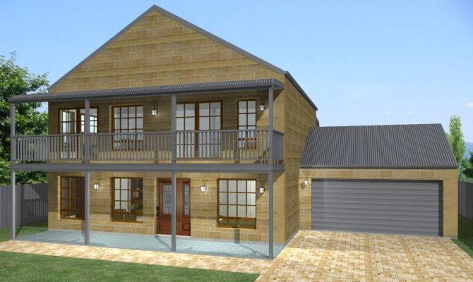Stunning 30 Images Sandstone Kit Homes House Plans