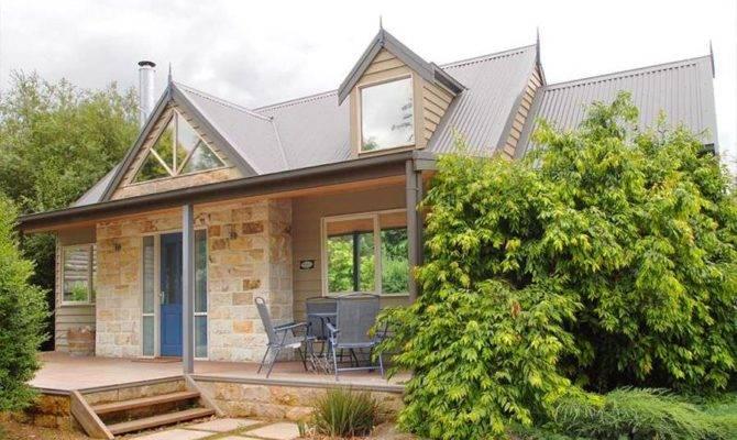 Stone Weatherboard Cottages Storybook Designer Homes