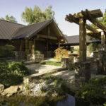 Stone Wood Homes Natural Cladding