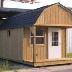 Storage Building Plans Constructing Wood Shed