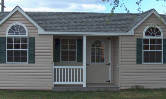 Storage Shed House Lean Kit Different Types