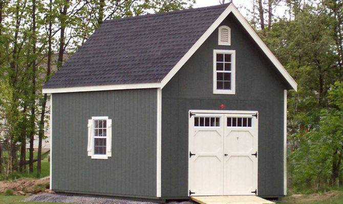 Storage Sheds Two Story Traditional Shed New York