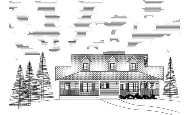 Storey House Plans Garage Edesignsplans