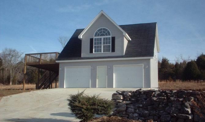 Storey House Plans Garage