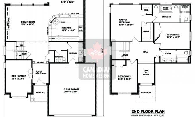 Storey House Plans Interior