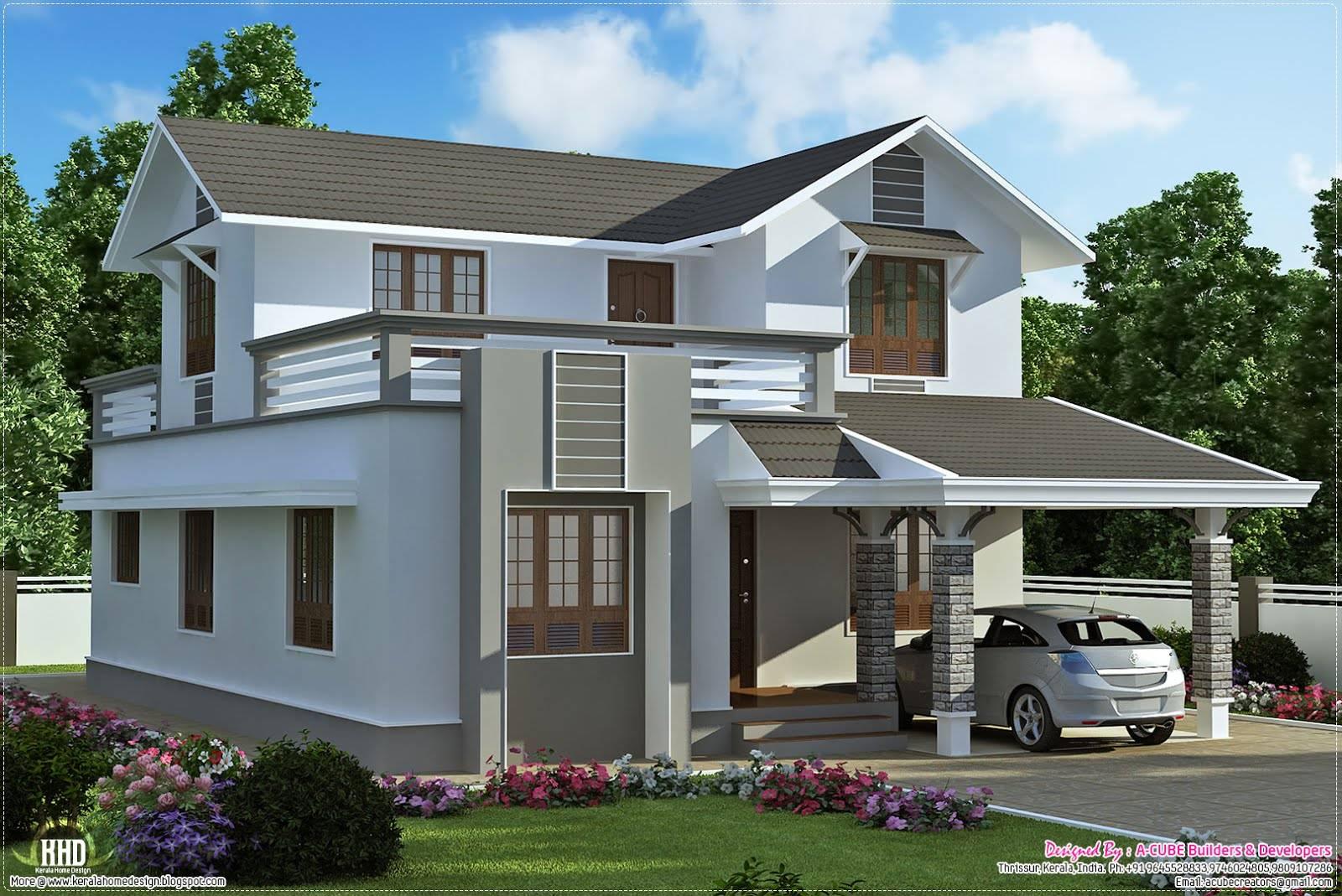 Storey Modern House Designs Floor Plans Philippines House Plans 25234
