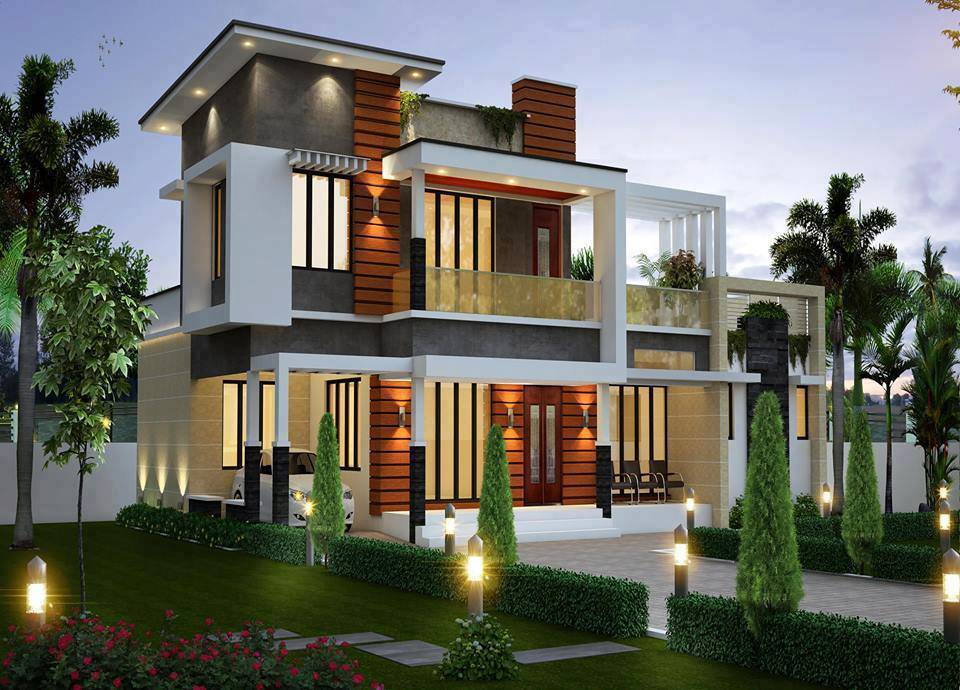Storey Modern House Designs Philippines Bahay Ofw House Plans