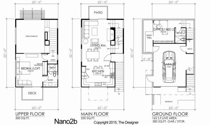 Storey Small House Plans Lovely