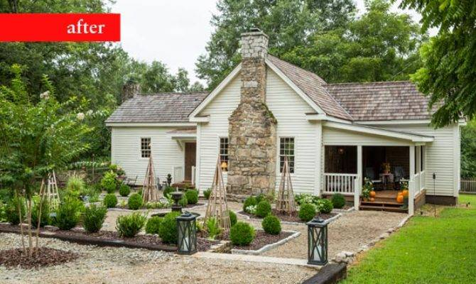 Storied Farmstead After Old House Saved