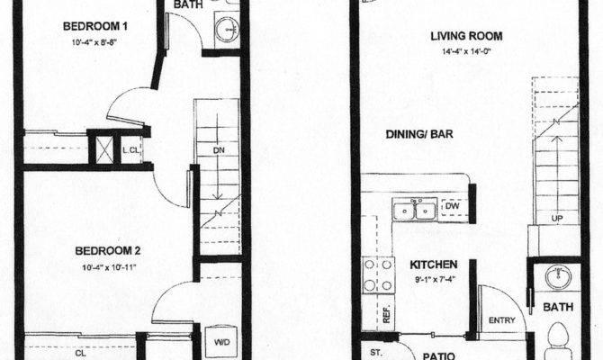 Story Apartment Floor Plans Brucall