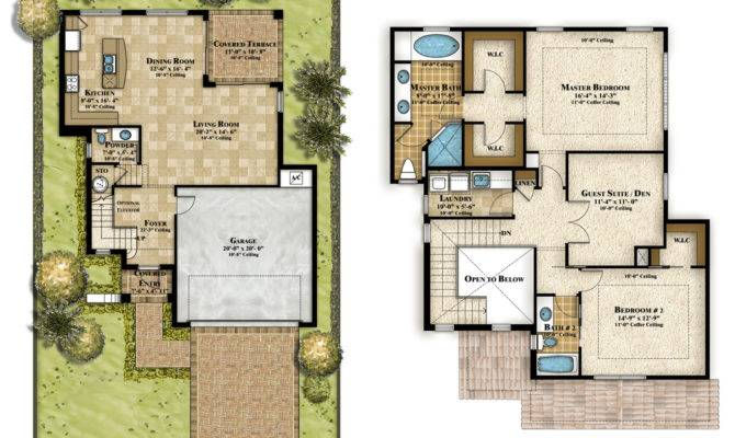 Story Bedroom House Floor Plans Read Sources