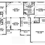 Story Bedroom House Plans Joy Studio Design Best