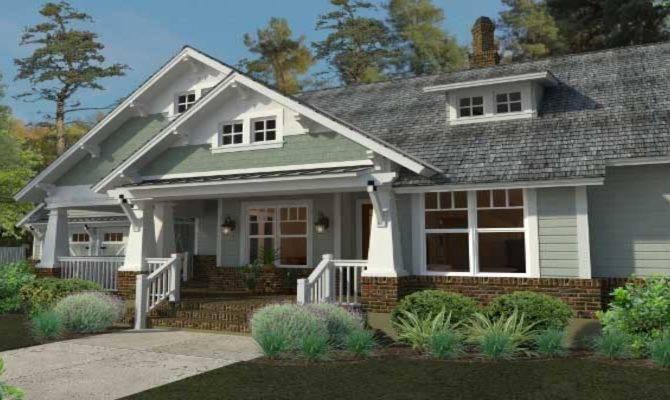 Story Bungalow House Plans Porches Indian