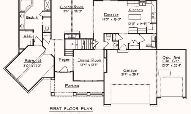 Story Floor Plans Delagrange Homes Fort Wayne Builder