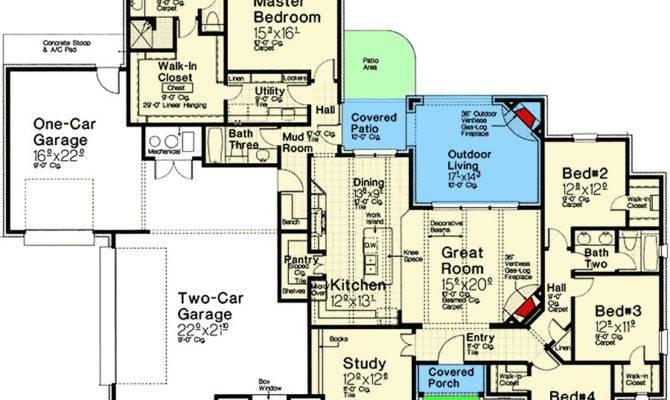 Story Floor Plans New Smart House Luxury