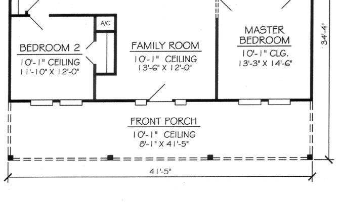 Story House Design Plan