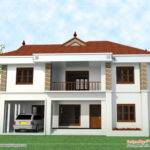 Story House Elevation Kerala Home Design