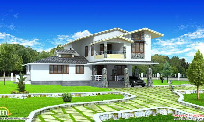 Story House Plan Indian Home Decor