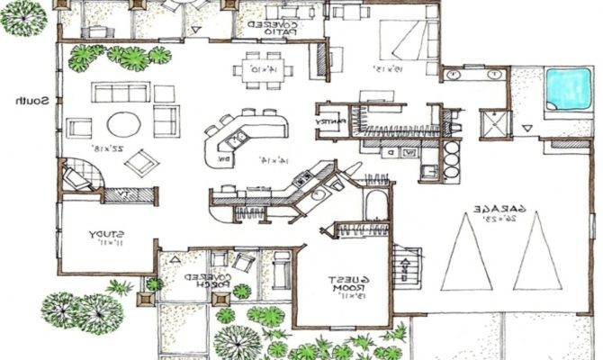 Story House Plans Awesome Floor Elegant Open