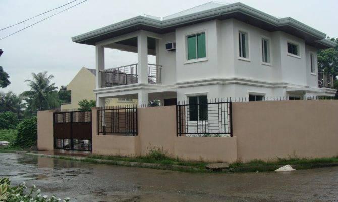 Story House Plans Balcony Design Philippines Joy Studio