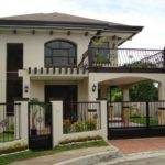 Story House Plans Balcony Ideas Home Design