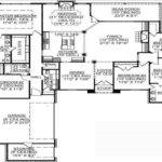 Story House Plans Basement Bedroom