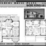 Story House Plans Floor Australian