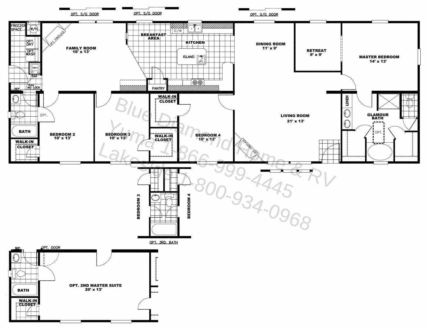 Story House Plans Two Master Suites Home Deco House Plans 139279