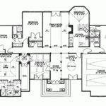 Story Mansion Blueprints Eplans Mediterranean House
