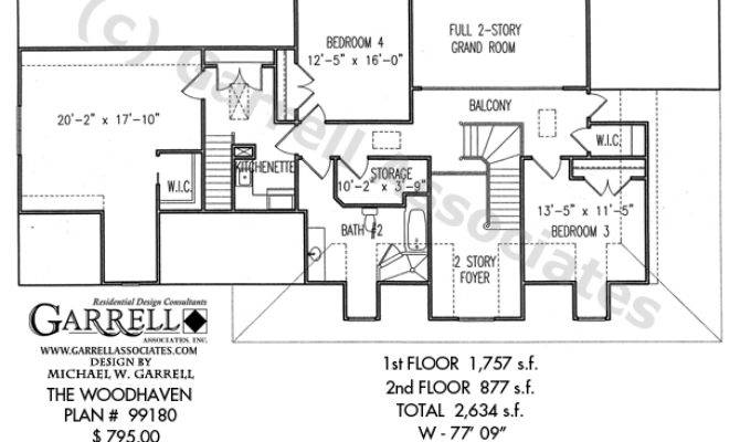 Story Ranch House Floor Plans Home Design Style