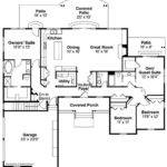Story Ranch Style House Plans Motivate