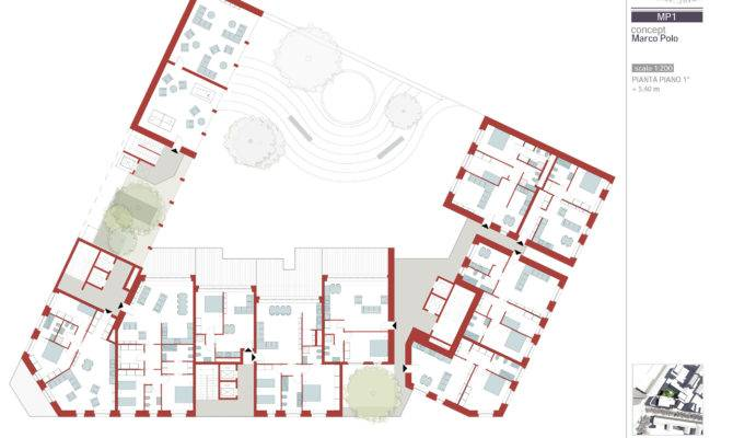Story Residential Building Architects Srl