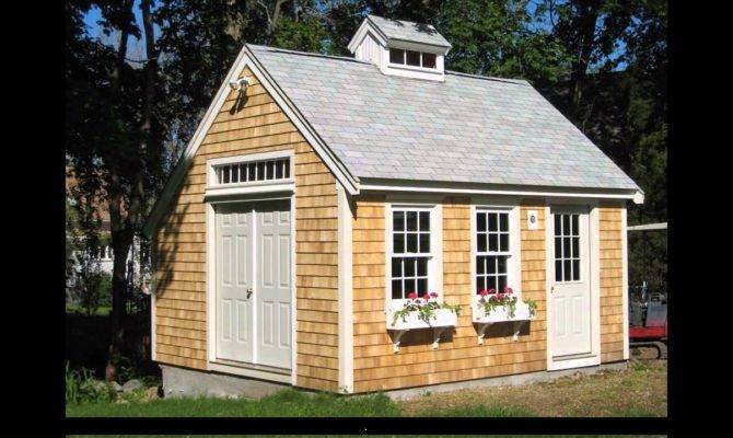 Story Shed Plans Youtube