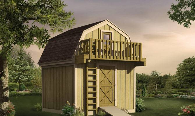 Story Shed Playhouse Plans Pdf