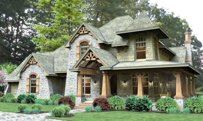 Storybook Cottage House Plans Arts