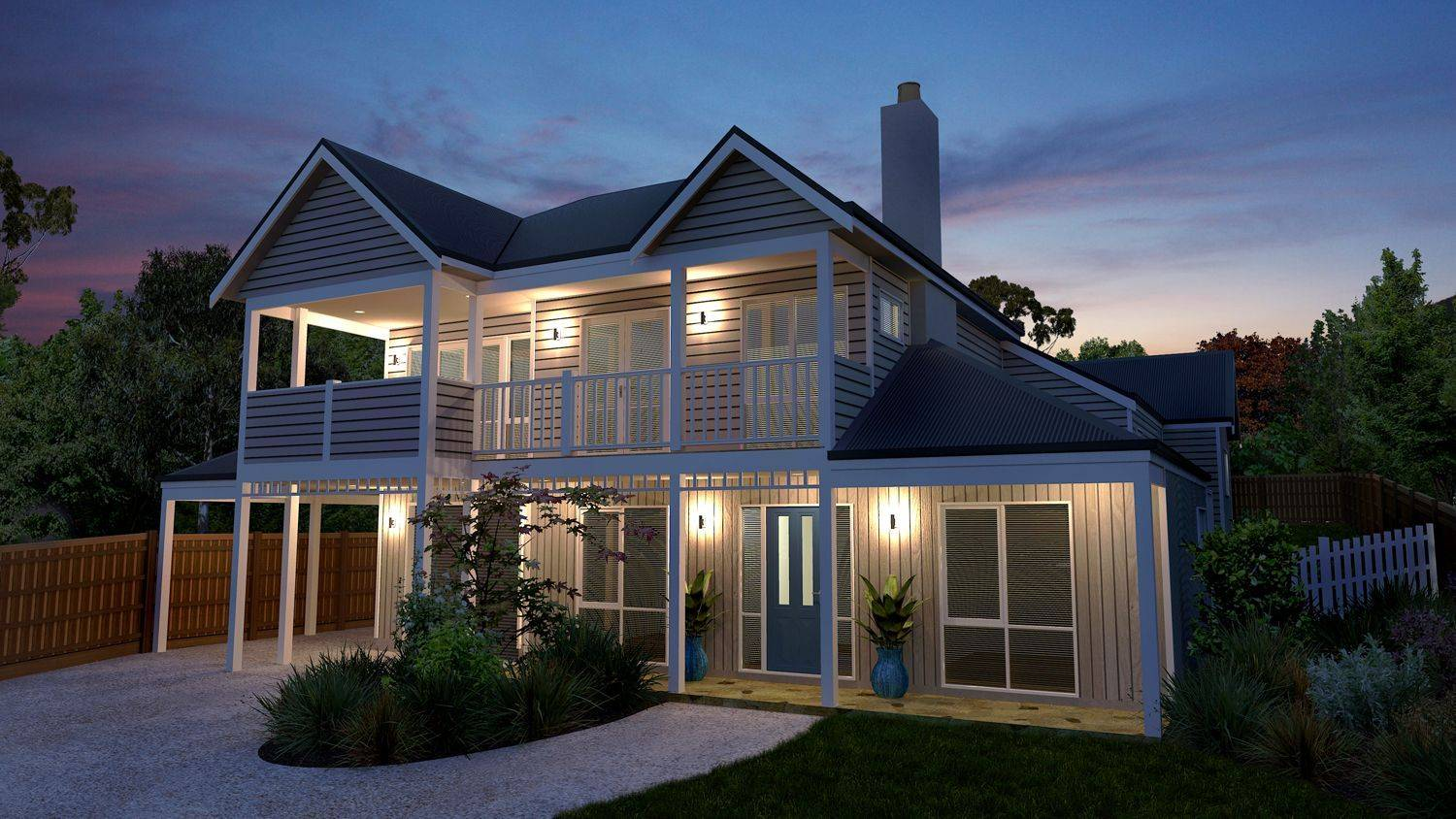 Storybook Designer Homes Split Level Design