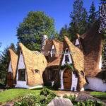 Storybook Style Home Olalla Washington Douglas Keister