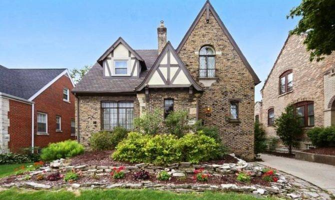 Storybook Tudor Style Homes Sale United States